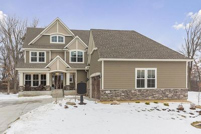 Exclusive Five Bedroom Craftsman with Sports Court Included - 73374HS thumb - 09