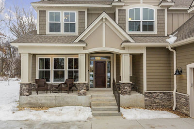 Exclusive Five Bedroom Craftsman with Sports Court Included - 73374HS thumb - 10