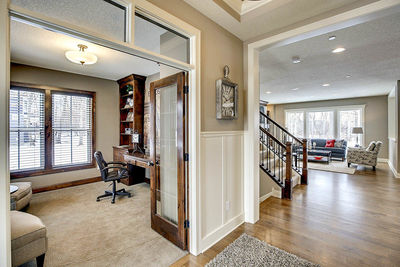Exclusive Five Bedroom Craftsman with Sports Court Included - 73374HS thumb - 11