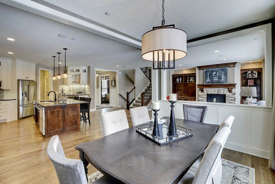 Exclusive Five Bedroom Craftsman with Sports Court Included - 73374HS thumb - 21