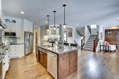 Exclusive Five Bedroom Craftsman with Sports Court Included - 73374HS thumb - 23