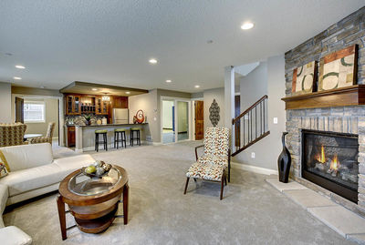 Exclusive Five Bedroom Craftsman with Sports Court Included - 73374HS thumb - 53