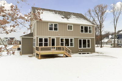 Exclusive Five Bedroom Craftsman with Sports Court Included - 73374HS thumb - 62