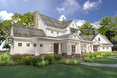 Flexible Farmhouse with Loads of Outdoor Living - 16898WG thumb - 06