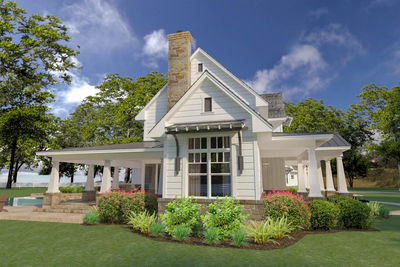 Flexible Farmhouse with Loads of Outdoor Living - 16898WG thumb - 07