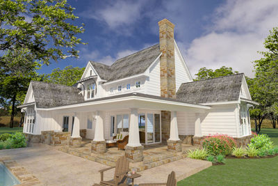 Flexible Farmhouse with Loads of Outdoor Living - 16898WG thumb - 08