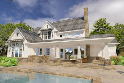 Flexible Farmhouse with Loads of Outdoor Living - 16898WG thumb - 09