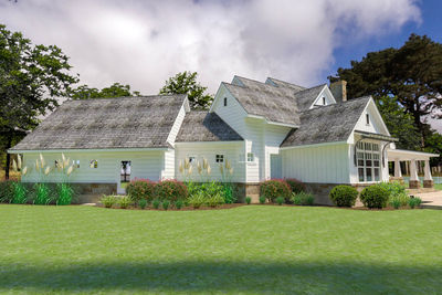 Flexible Farmhouse with Loads of Outdoor Living - 16898WG thumb - 11