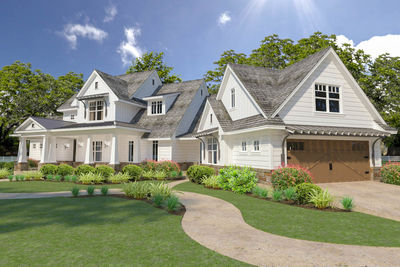 Flexible Farmhouse with Loads of Outdoor Living - 16898WG thumb - 03