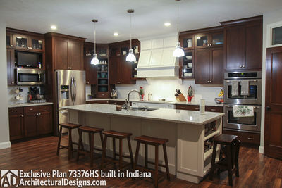 Exclusive House Plan 73376HS comes to life! - photo 015