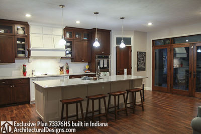 Exclusive House Plan 73376HS comes to life! - photo 017