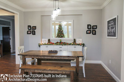 Exclusive House Plan 73376HS comes to life! - photo 019