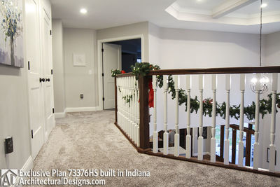 Exclusive House Plan 73376HS comes to life! - photo 025