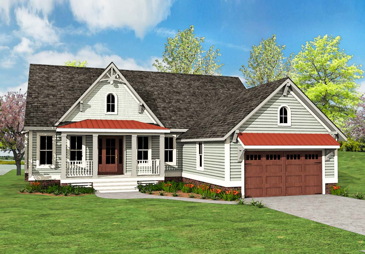 Country craftsman house plan 500025vv architectural for Country craftsman home plans