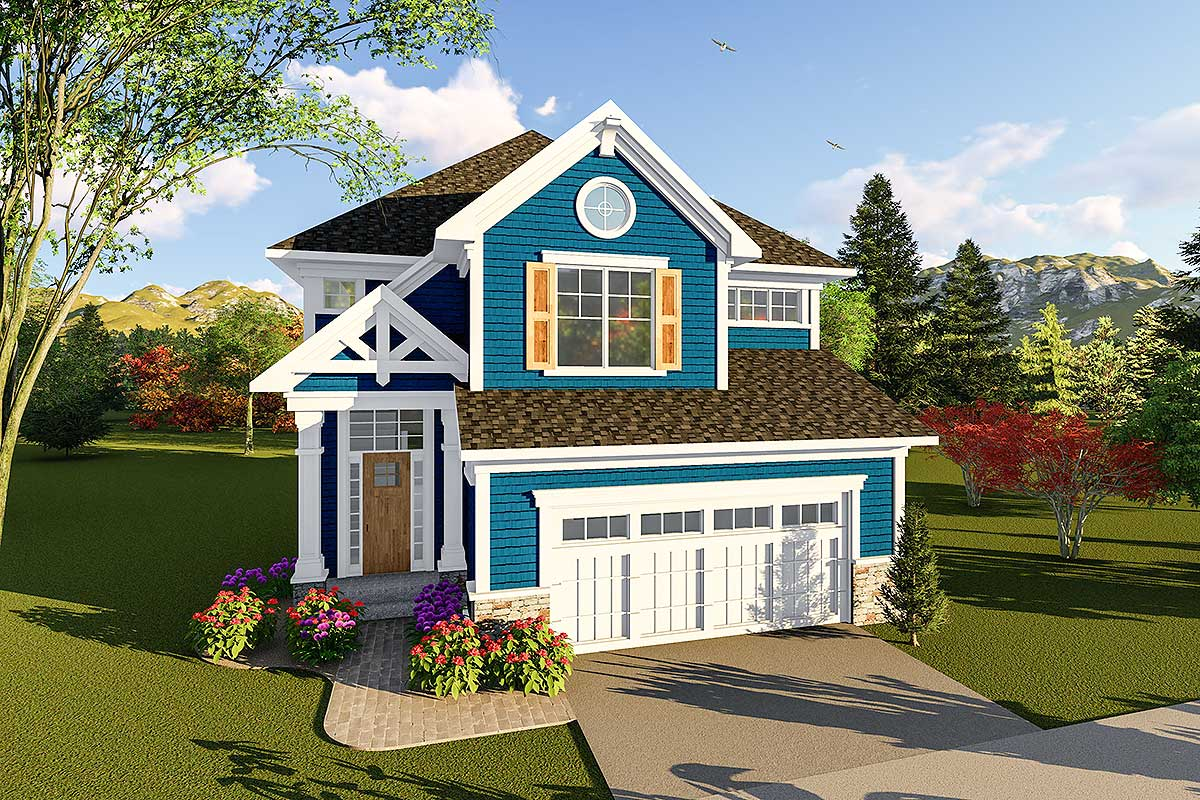 two story craftsman craftsman two story house plan 890058ah architectural 15253