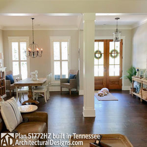 Exclusive House Plan 51772HZ comes to life in Tennessee - photo 011