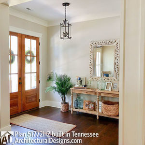 Exclusive House Plan 51772HZ comes to life in Tennessee - photo 013