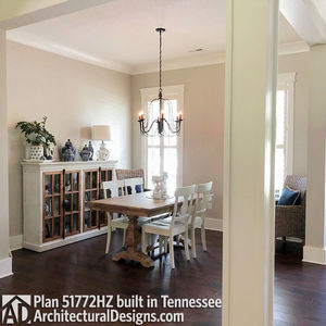 Exclusive House Plan 51772HZ comes to life in Tennessee - photo 014