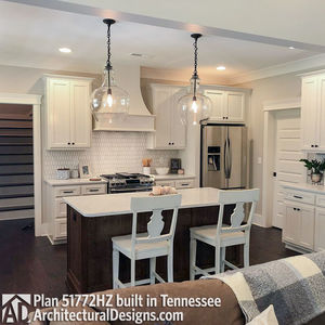 Exclusive House Plan 51772HZ comes to life in Tennessee - photo 017