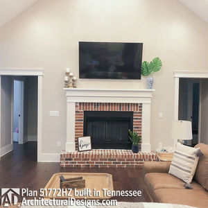 Exclusive House Plan 51772HZ comes to life in Tennessee - photo 020