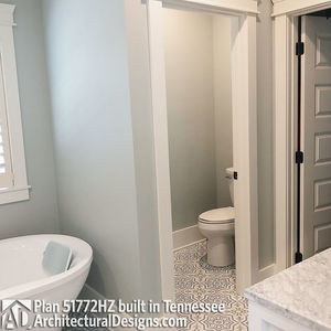 Exclusive House Plan 51772HZ comes to life in Tennessee - photo 025