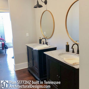 Exclusive House Plan 51772HZ comes to life in Tennessee - photo 027