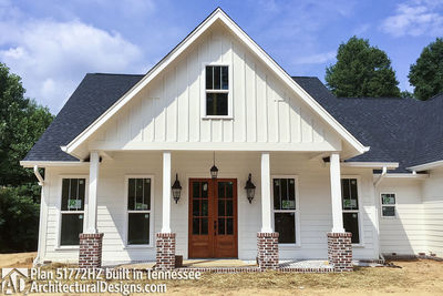 Exclusive House Plan 51772HZ comes to life in Tennessee - photo 035