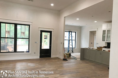 House Plan 51773HZ comes to life in Tennessee - photo 011
