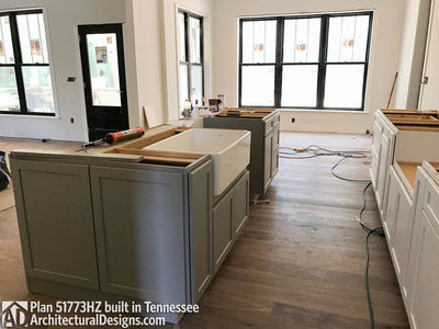 House Plan 51773HZ comes to life in Tennessee - photo 013