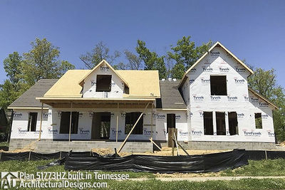 House Plan 51773HZ comes to life in Tennessee - photo 006