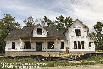 House Plan 51773HZ comes to life in Tennessee - photo 014