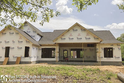 House Plan 51773HZ comes to life in Tennessee - photo 005