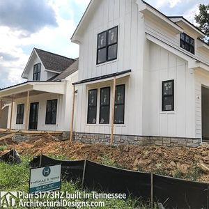House Plan 51773HZ comes to life in Tennessee - photo 009