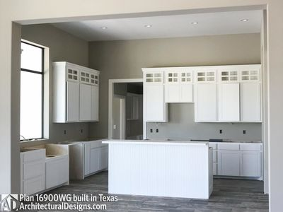 House Plan 16900WG comes to life in Texas - photo 011