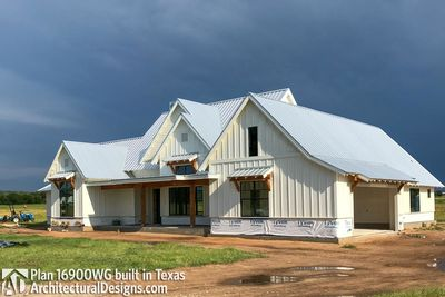 House Plan 16900WG comes to life in Texas - photo 025