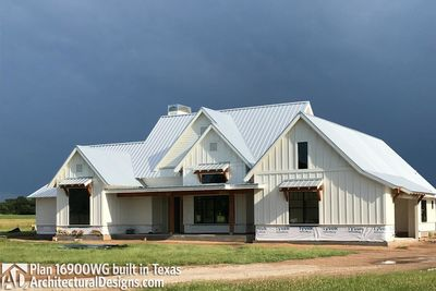 House Plan 16900WG comes to life in Texas - photo 026