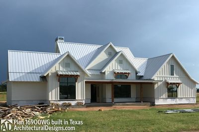 House Plan 16900WG comes to life in Texas - photo 023