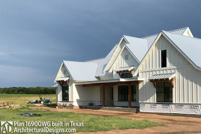 House Plan 16900WG comes to life in Texas - photo 028