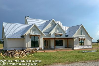 House Plan 16900WG comes to life in Texas - photo 027