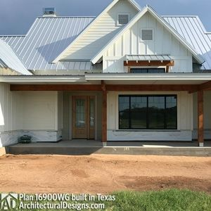 House Plan 16900WG comes to life in Texas - photo 030