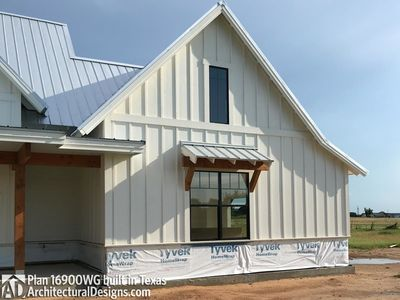 House Plan 16900WG comes to life in Texas - photo 031