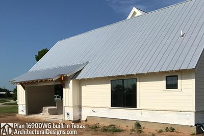 House Plan 16900WG comes to life in Texas - photo 033