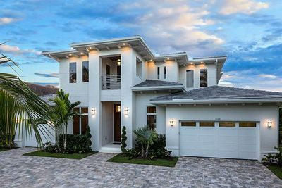 Impressive Coastal House Plan with Observation Deck 86064BW