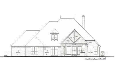 Exquisitely Detailed European House Plan - 48579FM | Architectural ...