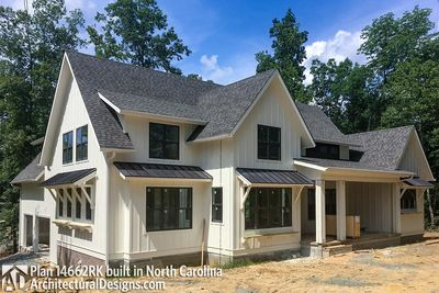 Modern Farmhouse Plan 14662RK Comes to life in North Carolina - photo 046