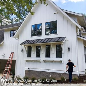 Modern Farmhouse Plan 14662RK Comes to life in North Carolina - photo 050