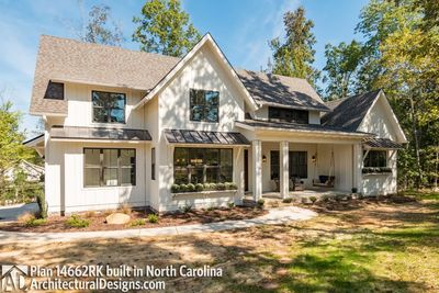 Modern Farmhouse Plan 14662RK Comes to life in North Carolina - photo 004