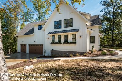 Modern Farmhouse Plan 14662RK Comes to life in North Carolina - photo 005