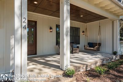 Modern Farmhouse Plan 14662RK Comes to life in North Carolina - photo 007