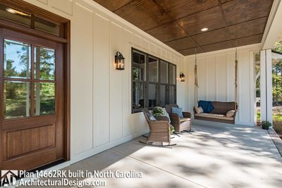 Modern Farmhouse Plan 14662RK Comes to life in North Carolina - photo 008